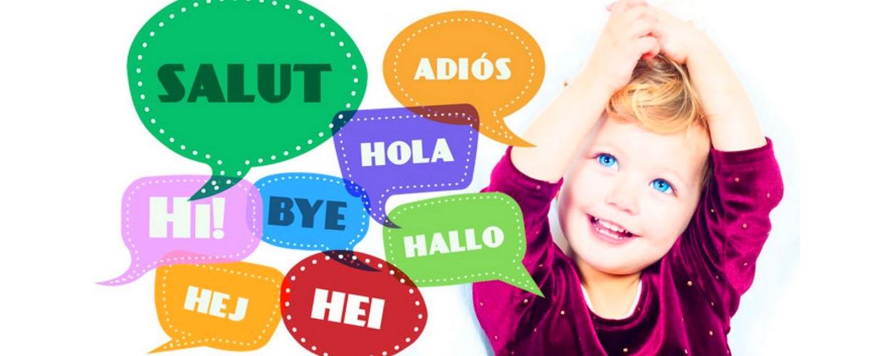 Aprender idiomas: cómo fomentar la facilidad de los niños