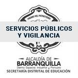 Servicios Públicos y Vigilancia