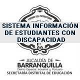 Sistema de Información de Estudiantes con Discapacidad